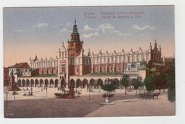 KRAKOW - CRACOVIE / HALLES DE DRAPIERS A L'EST - Polen