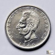 Ecuador - 2 Sucres - 1944 - Ecuador