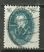 DDR  1950, Nr. 267, Gestempelt - DDR