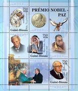 GUINEA BISSAU 2005 - Nobel Prize, Dalai Lama - YT 2004-6 - Buddhism