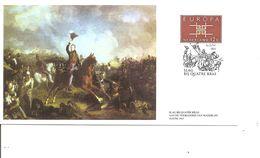 Napoléon - Bataille Des 4 Bras Le 16 Juin 1815 ( Commémoratif Des Pays-Bas à Voir) - Napoleon