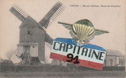 CPA VOVES EURE ET LOIR MOULIN  CAILLAUX ROUTE DE L HOPITEAU - France