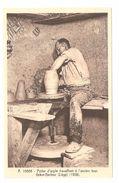 Grâce-Berleur / Liège - Potier D'argile Travaillant à L'ancien Tour - Musée De La Vie Wallonne - Grâce-Hollogne