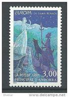 "Andorre YT 487 "" Europa "" 1997 Neuf** - Andorra Francesa"