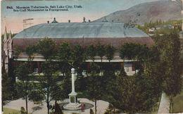 FLOR-L154 - CPA ETATS-UNIS Mormon Tabernacle Salt Lake City 1920 - Salt Lake City