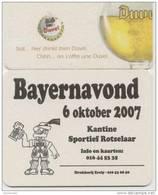 Duvel   Bayernavond    2007  Rotselaar - Sous-bocks