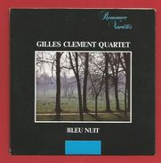 """C D  """" Collection Romance Variétés"""" Gilles Clément Quartet,Bleu Nuit   (voir 2 Photo) - Sonstige"""