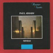 """C D  """" Collection Romance Variétés"""" Paul Adjadj,Minhas   (voir 2 Photo) - Autres"""