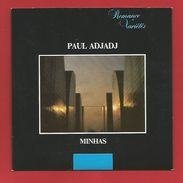"C D  "" Collection Romance Variétés"" Paul Adjadj,Minhas   (voir 2 Photo) - Musik & Instrumente"