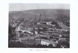 Vers 1955 - Iconographie - Pompey (Meurthe-et-Moselle) - Vue Générale - FRANCO DE PORT - Unclassified