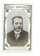 Jules Cambon Ambassadeur En Espagne à Madrid  Chromo Bien/TB 103 X 62 Mm  Pub:Guérin-Boutron - Guérin-Boutron