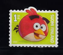 Finland 2013 Mi Nr 2250 Angry Birds , Red - Finnland