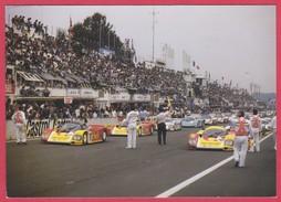 CPM - LE MANS - CIRCUIT DES 24 HEURES - LE DEPART - Le Mans
