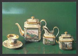 Coffee Set , Karlovy Vary Museum, Czech Republic - Museum