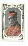 Cardinal Merry Del Val England Vatican Chromo Bien/TB 103 X 62 Mm  Pub:Guérin-Boutron - Guérin-Boutron