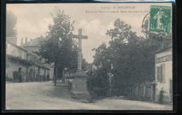 19 -- Donzenac -- Avenue De Paris Et Route De Saint - Germain - Les - Ve..... - Andere Gemeenten