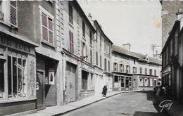 CPSM De SAINT-GRATIEN Rue Berthe Albrecht - Saint Gratien
