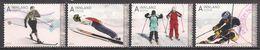 Norwegen  (2008)  Mi.Nr.  1640 - 1643  Gest. / Used  (10fl07) - Norwegen