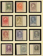 Belgie - Belgique Ocb Nr :  880 - 891 ** MNH   (zie  Scan) - Unused Stamps