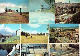 Lot De 48 Images Timbres Tintin Kuifje's Bons La Géographie De L'Europe (toutes Différentes) - Autres