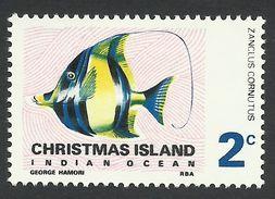 Christmas Island, 2 C. 1968, Sc # 23, Mi # 23, MH. - Christmas Island