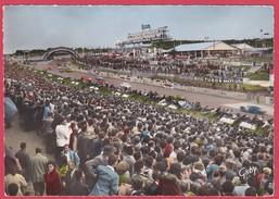 CPSM - LE MANS - CIRCUIT DES 24 HEURES - LE PONT DUNLOP - Le Mans