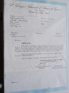 Fabrique Nationale D'ARMES De GUERRE Herstal ( Compte/Commission ) 1967 > Van Ename Macon ! - Belgium