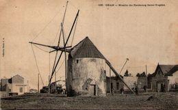 Algérie - ORAN - Moulin Du Faubourg Saint-Eugène - Oran