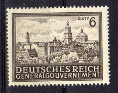 Generalgouvernement Mi 115 ** [071017StkKV] - Occupazione 1938 – 45