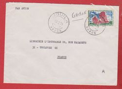 Congo / Enveloppe / De Mouilla  / Pour Toulouse / 13-12-1971 - République Démocratique Du Congo (1964-71)