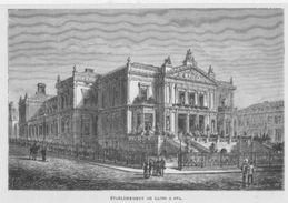 SPA : Etablissement Des Bains - Prints & Engravings