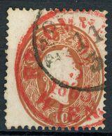 Attrative Doppelentwertung Mit Reco Stempel Auf Nr. 21 - 1850-1918 Imperium