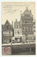 Mechelen  - Malines  *  Vieilles Maisons - De Zalm - Mechelen
