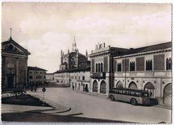 Mortegliano (Udine) Piazza Verdi - Viaggiata 52 - Udine