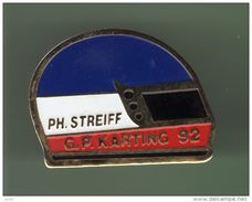 G.P KARTING 92 *** PH.STREIFF *** 0092.... - Automobile - F1
