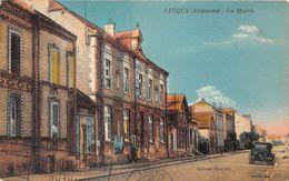 08-LUCQUY- LA MAIRIE - France