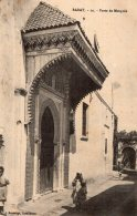 B36923 Rabat, Porte De Mosquée - Marokko