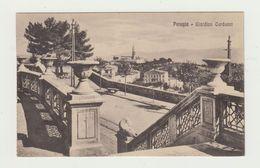 PERUGIA- GIARDINO CARDUCCI - NON VIAGGIATA - ITALY POSTCARD - Perugia