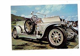 Cpm - Publicité Compagnie Centrale De Camionnage SCETA BATIM - Voiture De Collection Rolls-Royce Silver Ghost 1906 - Voitures De Tourisme