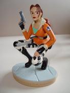 FIGURINE / TOMB RAIDER Lara Croft LEGEND - Antarctique - Core Design Ltd - Video Games