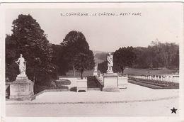 Cp , 60 , COMPIÈGNE , Le Château , Petit Parc - Compiegne