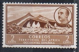 Africa Occidentale Spagnola Spanish West Africa - Accampamento Camp MNH ** - Sahara Spagnolo
