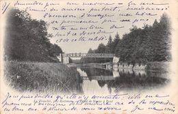 La Tranchée, Près Rostrenen - Canal De Nantes à Brest - France