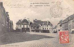 LAMBALLE - La Place - Lamballe