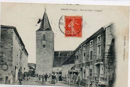 88  GRAND   Rue  De Liffol L'église - Andere Gemeenten