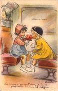 Illustrateur, Germaine Bouret, Tu Penses Si Ca Sent Bon    (bon Etat) - Bouret, Germaine
