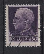 1929 Imperiale 50 L. US - 1900-44 Vittorio Emanuele III