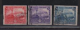 1939 Ferrovia Serie Cpl - Usati