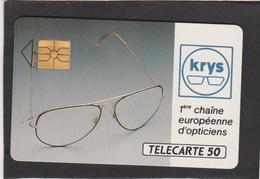 """D 220  - """" KRYS  """"carte Luxe - - Frankreich"""