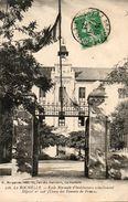 17. CPA LA ROCHELLE. Hopital Militaire 108. Union Des Femmes De France. école Normale D'instituteurs  1923. - Santé